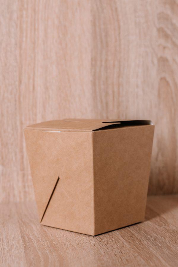 Упаковка для лапши WOK (чайна-боксы)