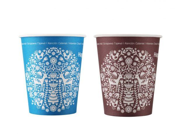 Однослойные стаканы